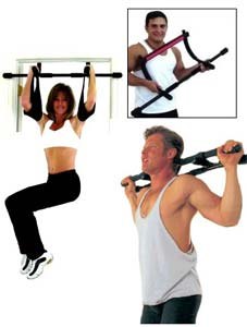 Door Gym Chin Up Bar Features  sc 1 st  Shop @ BB4U - BodybuildingForYou.com & Door Gym Chin Up Bar - Door Gym Chin Up Bar Exercise Equipment